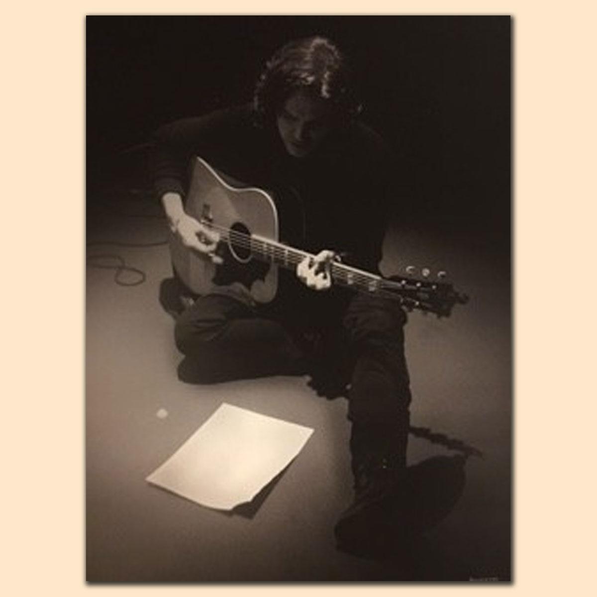 Jasper Poster Guitar