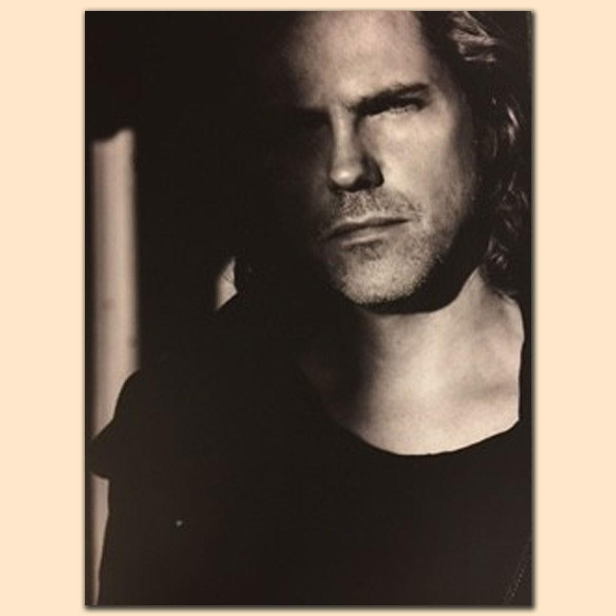 Jasper Steverlinck Poster Face